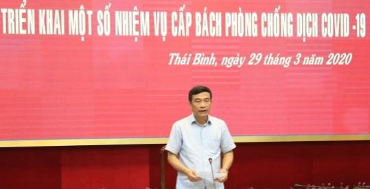 Thái Bình đang kiểm soát những trường hợp liên quan đến Bệnh viện Bạch Mai