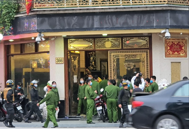 Bắt nữ doanh nhân bất động sản Thái Bình có biệt danh Dương Đường