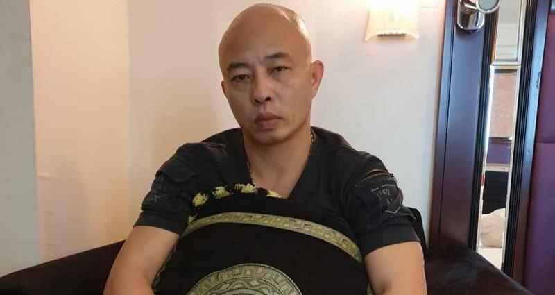 Đối tượng Nguyễn Xuân Đường.