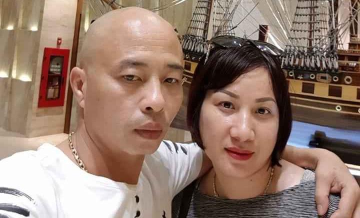 Vợ chồng bị can Dương Đường. Ảnh: FBNV.