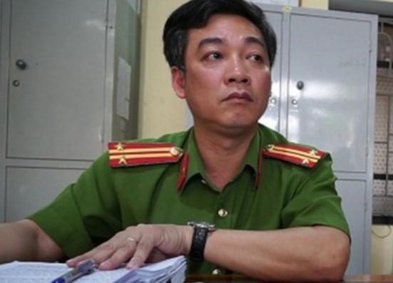 """Giữa """"tâm bão"""" bị tố cáo bao che Đường """"Nhuệ"""", Thượng tá Cao Giang Nam được điều động công tác khác"""