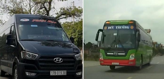 Giữa nhân viên, lái, phụ xe của Công ty Phiệt Học và Công ty Đức Trưởng thường xuyên xuất hiện tình trạng tranh giành, lôi kéo hành khách.