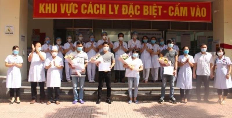 Công bố 4 ca nhiễm Covid-19 về từ Nga khỏi bệnh