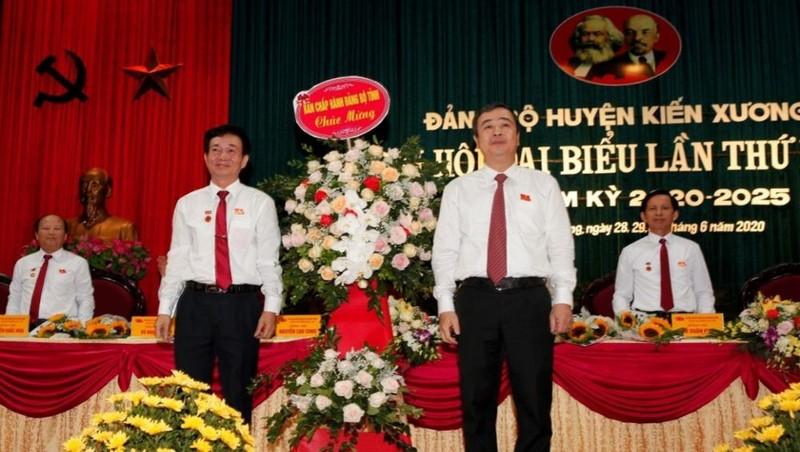 Đảng bộ huyện Kiến Xương tổ chức Đại hội Đại biểu lần thứ XXVI