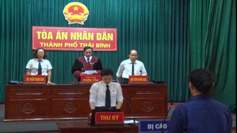 Ngành TAND tỉnh Thái Bình xét xử hàng loạt vụ án liên quan tội phạm ma túy
