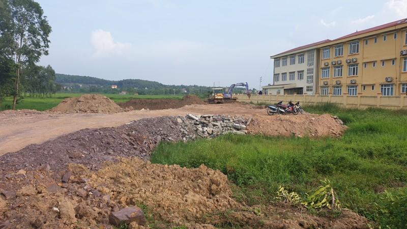 Quế Võ (Bắc Ninh): Nghi vấn doanh nghiệp người nhà lãnh đạo huyện kê khai khống năng lực để trúng thầu?