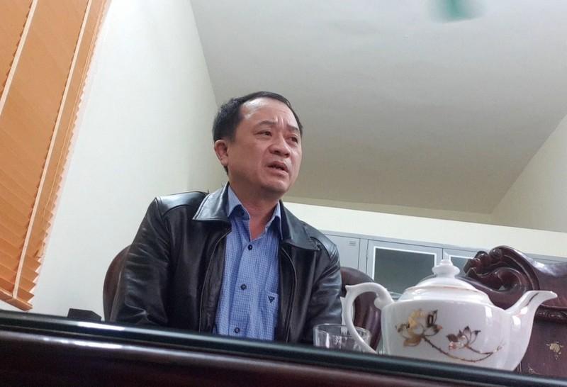 """Bắc Ninh: Chủ tịch UBND xã Long Châu tiếp tục """"dung túng"""" cho vi phạm của nhà thầu"""