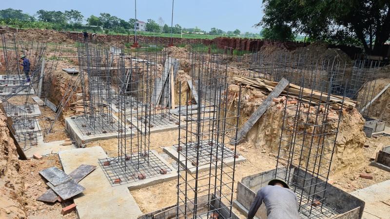 Dự án tu bổ di tích đình Đồn Lương (Bắc Giang): Đấu thầu xong mới thẩm định bản vẽ thiết kế