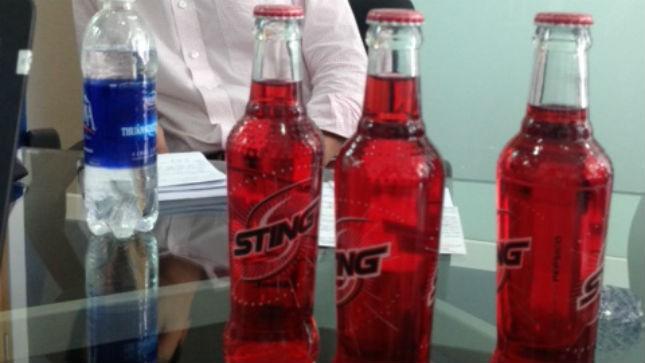 Pepsico Việt Nam sẽ đem kiểm nghiệm mẫu nước tăng lực Sting đầy vơi bất thường