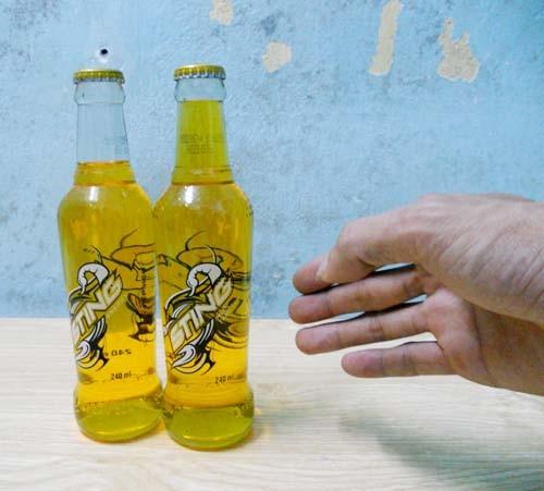 Phát hiện thêm nhiều chai nước Sting của Pepsico Việt Nam đầy vơi thất thường