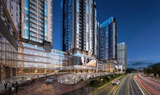 Chính thức ra mắt tòa T2 dự án Sun Grand City Ancora Residence