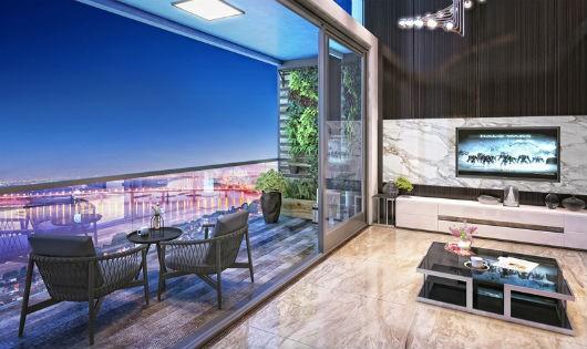Lễ khai trương nhà mẫu Ancora Residence thu hút đông đảo khách hàng