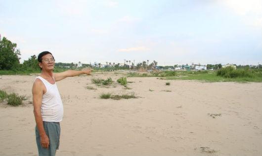 Người dân bức xúc cho rằng dự án KDC Hưng Thạnh đang lờ việc tái định cư