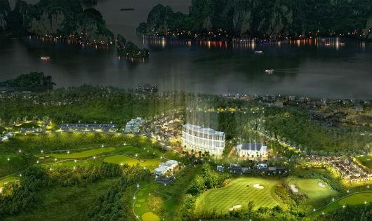 Hình ảnh quần thể FLC Ha Long Bay Golf Club  Luxury Resort
