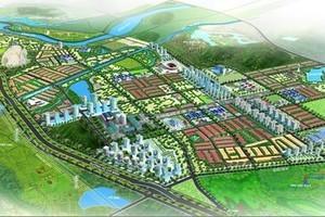 Hưng Yên: Khu đô thị Phố Nối với diện tích 283ha mở ra một tương lai phát triển.