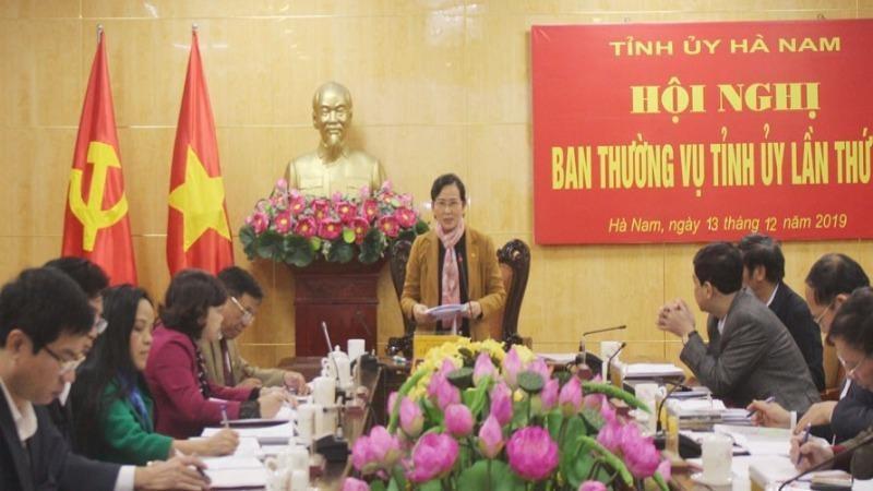 Hà Nam: Lấy phát triển thương mại làm nền tảng cho sự phát triển
