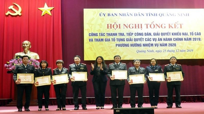 UBND tỉnh Quảng Ninh tăng cường công tác thanh tra, phòng chống tham nhũng