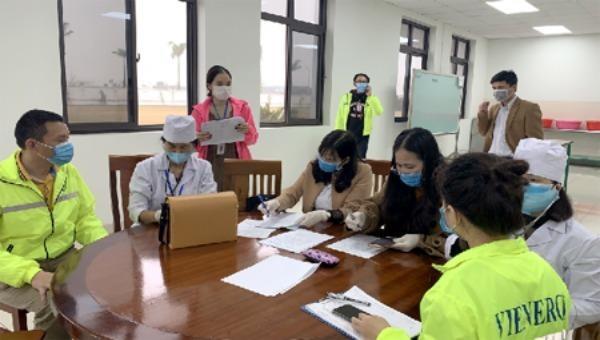 Ninh Bình: Gần 40 người nước ngoài được cấp Giấy xác nhận hết thời hạn cách ly