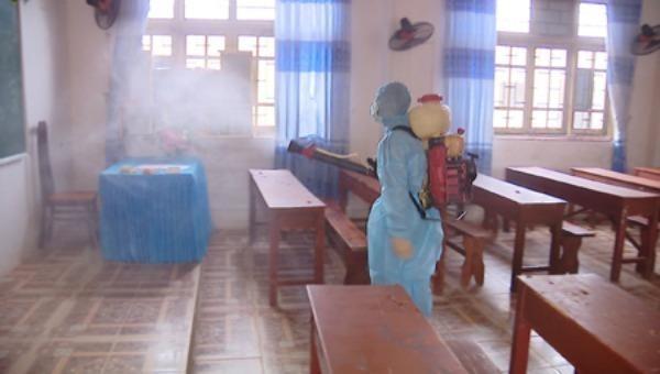 Trung âm Y tế huyện Nho Quan luôn sẵn sàng thiết bị, phương tiện ứng phó khi có dịch bệnh.