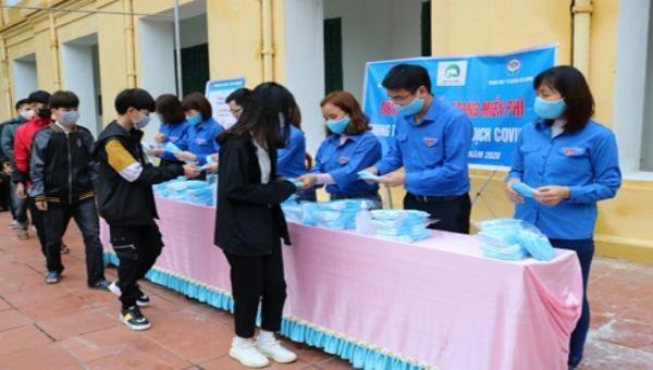 Tuổi trẻ huyện Yên Khánh, Ninh Bình xung kích, tình nguyện vì cộng đồng