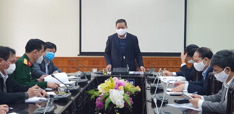 Hà Nam đề nghị cấp tạm ứng 7 tỷ đồng cho phòng, chống dịch Covid-19