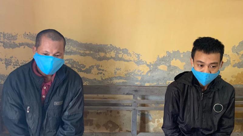 Bắt 02 vụ tàng trữ trái phép chất ma túy tại Hầ Nam