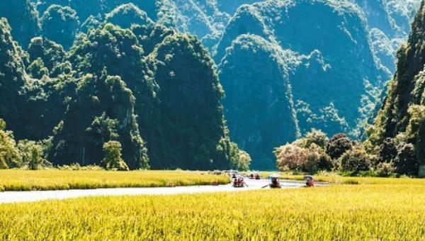 """Photo Tour """"Sắc vàng Tam Cốc - Tràng An"""" - ngày hội cho những người đam mê chụp ảnh"""