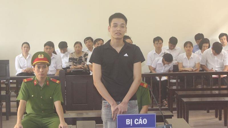 Bị cáo Lương Văn Nam