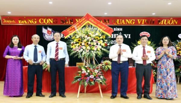 Tổ chức thành công Đại hội Nhà báo tỉnh Ninh Bình lần VI nhiệm kỳ 2020-2025