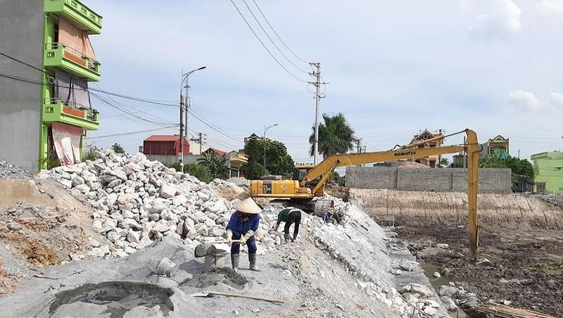 Tiếp tục tăng cường chỉnh trang đô thị tại Phủ Lý, Hà Nam