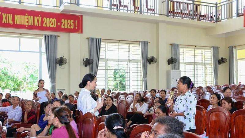 Ngành dân số Hà Nam đã tổ chức các hội nghị, hội thảo về các vấn đề của dân số.