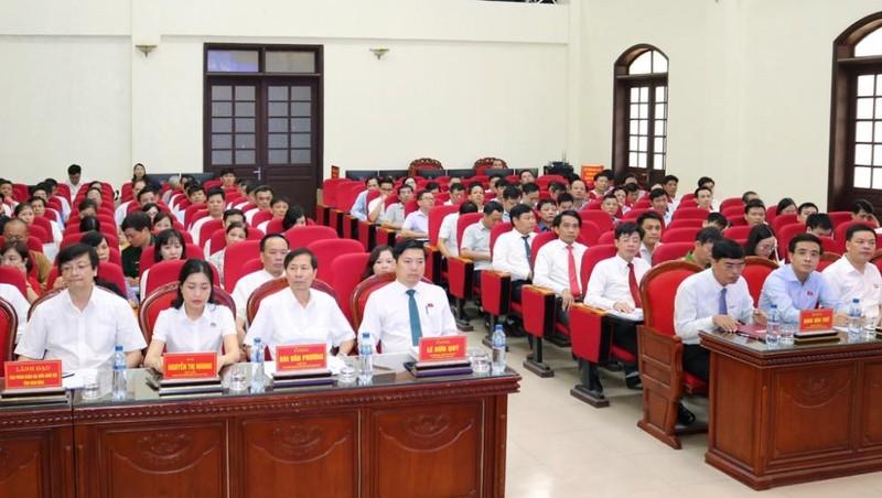 TP Ninh Bình tổ chức kỳ họp thứ 12 HĐND khóa XX nhiệm kỳ 2016-2021