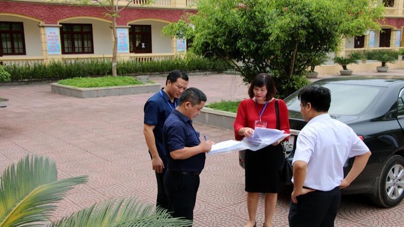 Hà Nam chi hơn 2 tỉ đồng tổ chức Kỳ thi tốt nghiệp THPT giữa mùa dịch