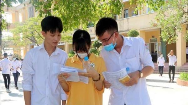 Nam Định: Kết thúc Kỳ thi Trung học phổ thông an toàn, đúng quy chế
