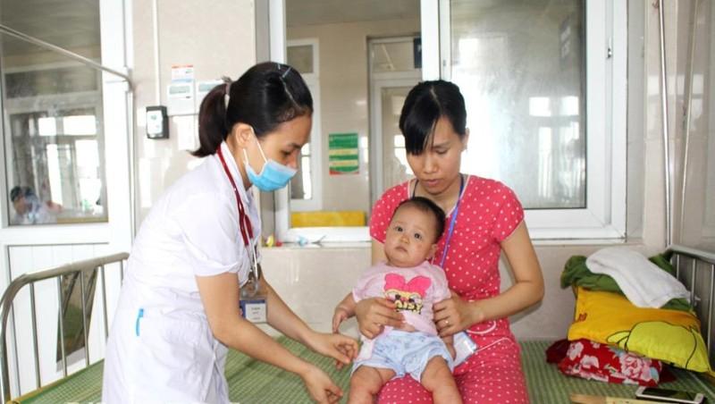 Ghi nhận gần 300 ca bệnh tay chân miệng trong 8 tháng đầu năm 2020 ở Ninh Bình