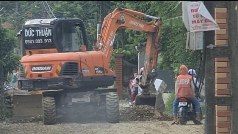 Ninh Bình: Dân lo lắng vì công trình giao thông thiếu an toàn