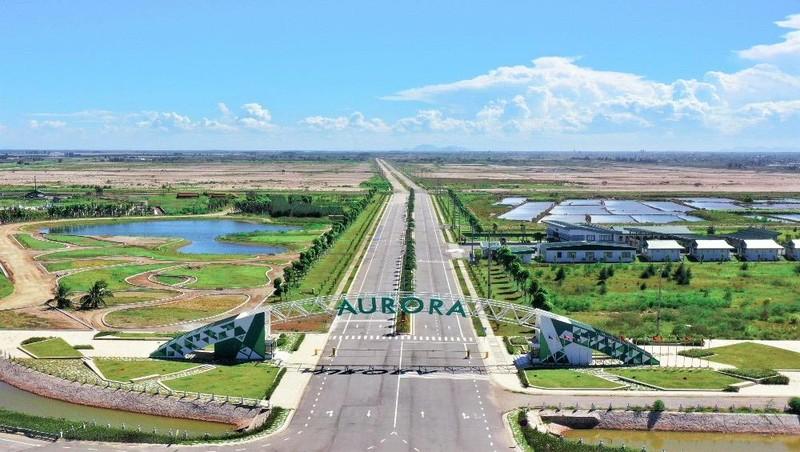 """Khu Công nghiệp Dệt may Rạng Đông - dự án có """"tầm nhìn xanh"""" đầu tiên tại Nam Định"""