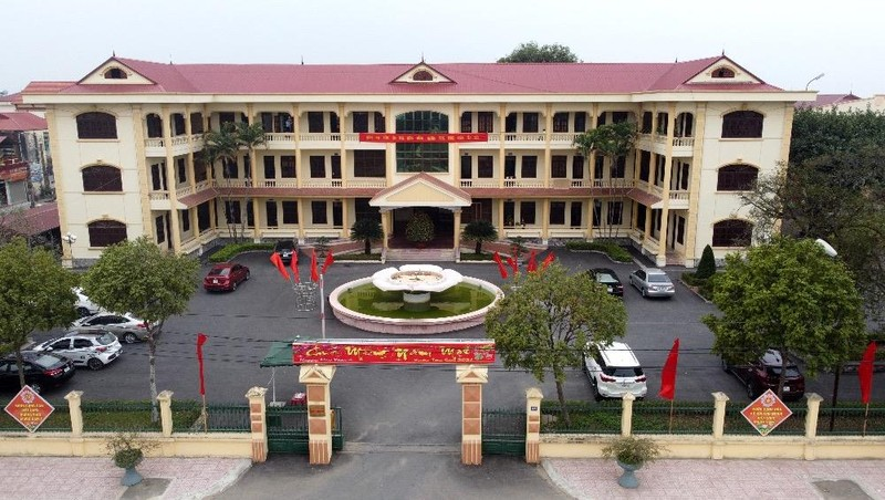 Huyện Yên Mô phấn đấu đạt chuẩn nông thôn mới trong năm 2021