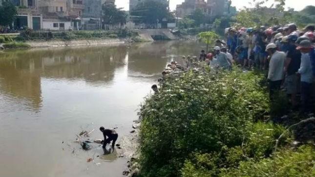 Thanh Hóa: Phát hiện xác một phụ nữ trên sông