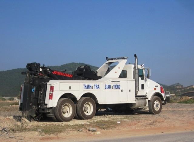 Thanh Hóa: mạnh tay xử lý xe quá tải