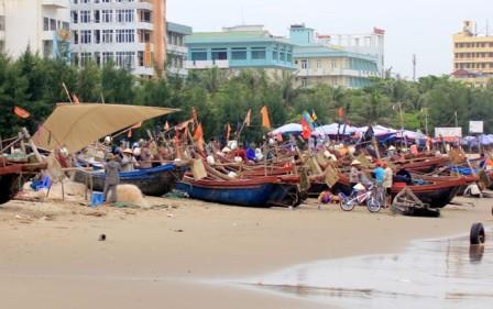 Thanh Hóa: Quyết định giữ lại 3 bến thuyền cho ngư dân Sầm Sơn