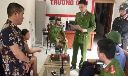 Huy động hơn 300 cảnh sát 'xóa sổ' tín dụng đen ở Thanh Hóa trước Tết nguyên đán