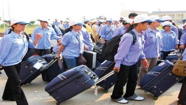 Thanh Hoá: Tiếp tục bị tạm dừng đưa lao động sang  Hàn Quốc
