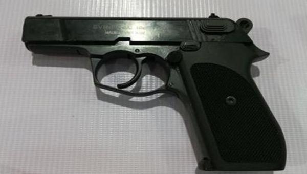 Phát hiện trưởng công an xã làm mất súng khi bàn giao công tác