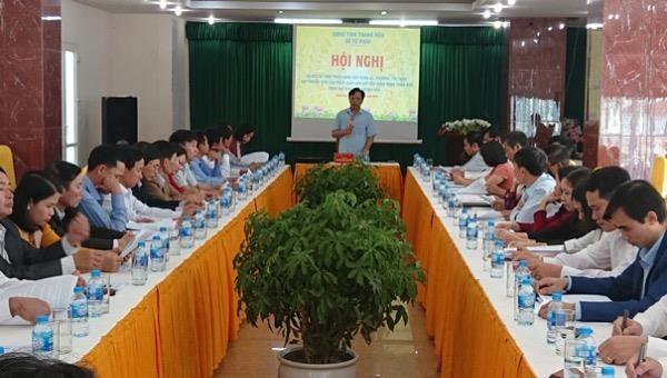 Thanh Hoá: Đẩy mạnh công tác xây dựng xã chuẩn tiếp cận pháp luật gắn với xây dựng nông thôn mới