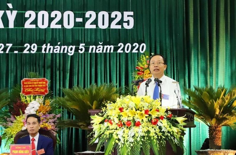 Thanh Hoá tổ chức thành công đại hội điểm đầu tiên