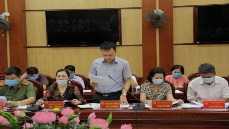 Thanh Hoá bổ nhiệm Giám đốc Sở Kế hoạch và Đầu tư 40 tuổi