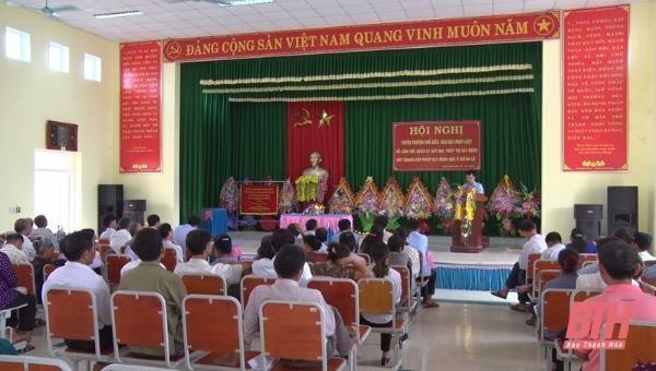 Thanh Hoá: Hiệu quả trong phổ biến, giáo dục pháp luật cho đối tượng đặc thù tại thị xã Nghi Sơn