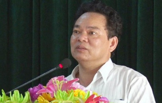 Ông Phạm Tiến Hưng, nguyên Phó chủ tịch UBND huyện Nghi Xuân vừa bị kỷ luật cảnh cáo.