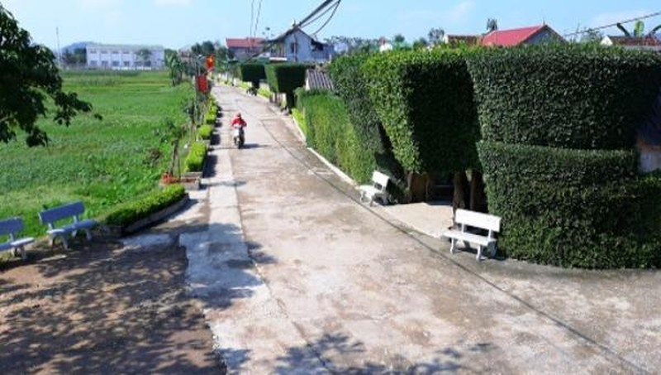 Thủ tướng phê duyệt đề án thí điểm xây dựng tỉnh Hà Tĩnh đạt chuẩn NTM